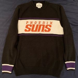 HillFlint NBA Phoenix Suns retro sweater